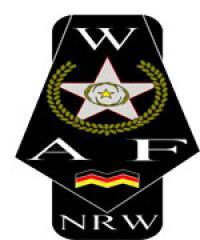W.A.F Banner
