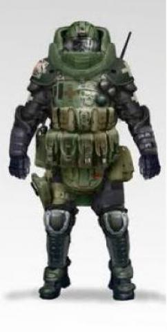 Juggernaut Anzug