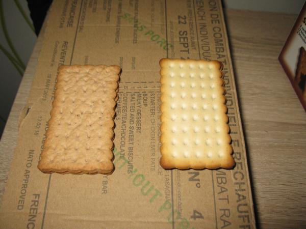 Kekse unverpackt